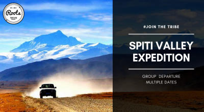 Spiti Valley Expedition