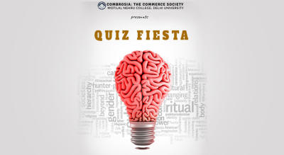 "QUIZ FIESTA ""The race of intellects"""