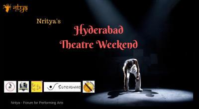 Nritya's Hyderabad Theatre Weekend