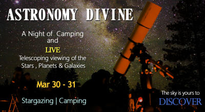 Astronomy Divine Telescopic Star Gazing 2019 B2