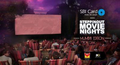 SteppinOut Movie Nights - Mumbai Edition