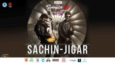 Synapse'19 presents Sachin-Jigar Live-in concert - at DA-IICT Gandhinagar