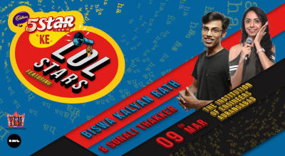 5 Star Ke LOLStars ft Biswa Kalyan Rath and Sonali Thakker, Aurangabad