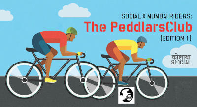 Social x Mumbai Riders: The Peddlars Club (Edition 1)