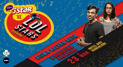 5 Star Ke LOLStars ft Biswa Kalyan Rath and Niveditha Prakasam, Mangalore
