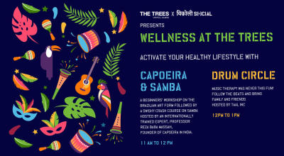 The Trees X Vikhroli Social present Wellness at The Trees