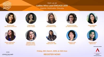 Ladies Who Lead ENGAGE 2019