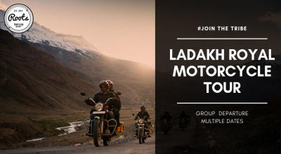 Leh ladakh Royal Motorcycle Tour