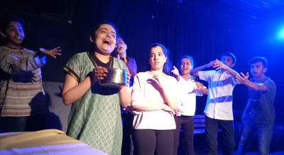 Pomegranate Y - IMPACT Theatre Mentorship!