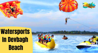 Water Sports in Malvan at Devbag Beach by Sea Water Sports