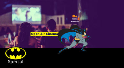 Open Air Cinema - Batman Weekend