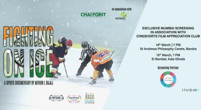 Fighting on Ice – Sports Documentary on Indian Ice Hockey Team | Kala Ghoda