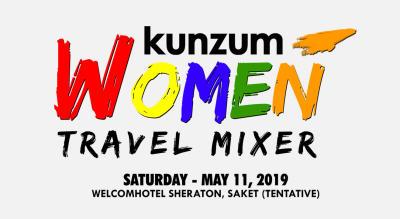 Kunzum women travel mixer