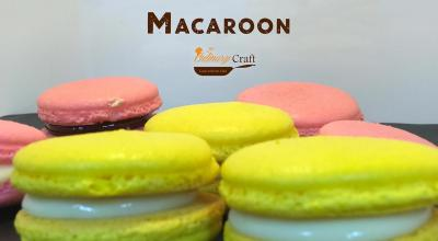 Macaroons Workshop by Culinary Craft