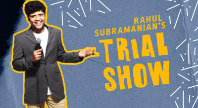 Rahul Subramanian's Trial show, Hyderabad
