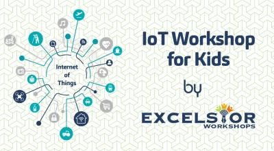 IoT Workshop for Kids – Weekend