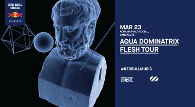 Red Bull Music Presents Aqua Dominatrix Flesh Album Tour | Bangalore