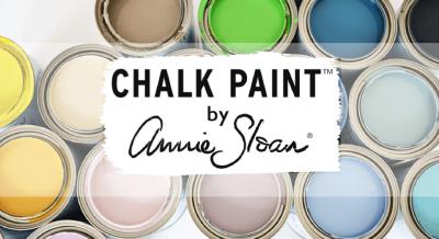 Furniture painting - Annie Sloan basic techniques workshop