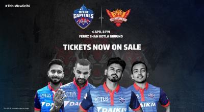 VIVO IPL 2019 - Match 16 - Delhi Capitals vs Sunrisers Hyderabad