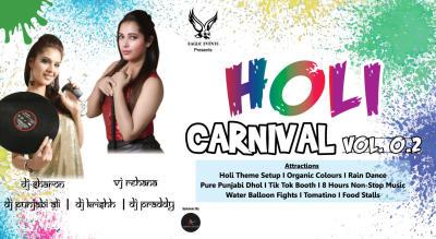 Holi Carnival Vol 0.2