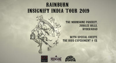 Rainburn | Insignify India Tour | Hyderabad