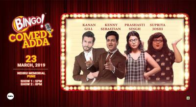 Bingo! Comedy Adda, Pune