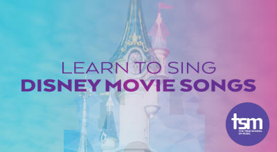 True School: Learn to Sing Disney Movie Songs