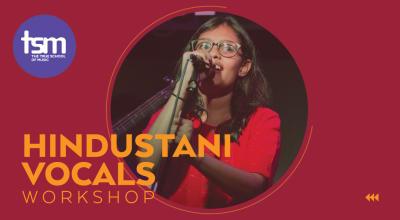 True School: Hindustani Vocals Workshop