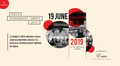 India Sponsorship Summit 2019
