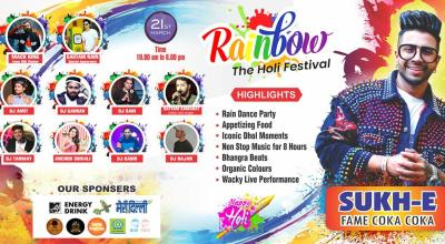 Rainbow- The Holi Festival