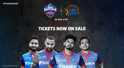 VIVO IPL 2019 - Match 5 - Delhi Capitals vs Chennai Super Kings