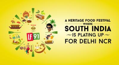 LF91 – A Heritage Food Festival, Delhi