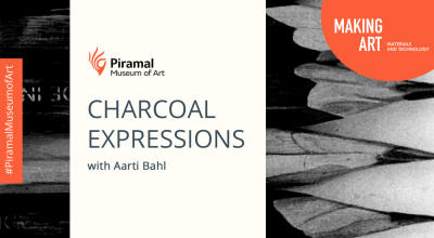 Charcoal Expressions with Aarti Bahl