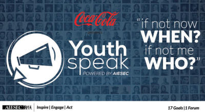 YouthSpeak Forum by AIESEC