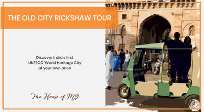 The Old City Rickshaw Tour