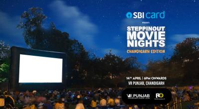 SteppinOut Movie Nights - Chandigarh Edition