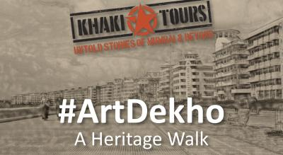 #ArtDekho by Khaki Tours