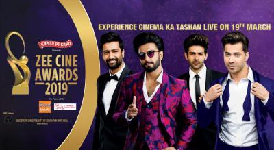 Zee Cine Awards, 2019