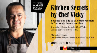 Kitchen Secrets By Chef Vicky