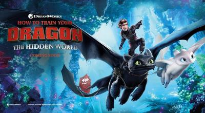 How to Train Your Dragon 3 Contest - Win Tickets To The Exclusive Premiere from Sony PIX!