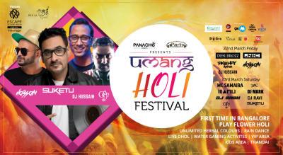 Umang Holi Festival