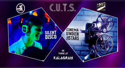 Cinema Under The Stars and Silent Disco