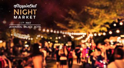 SteppinOut Night Market - Bangalore