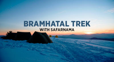 Bramhatal Trek with Safarnama
