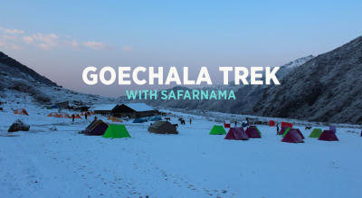 Goechala Trek With Safarnama