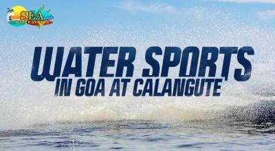 Water Sports at Calangute Beach