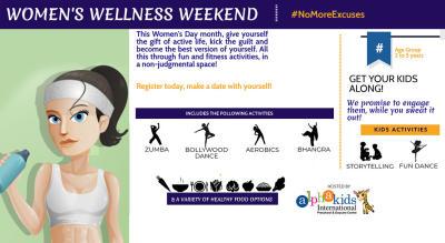 Women Wellness Weekend