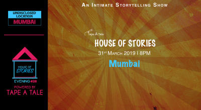House of Stories (Mumbai)- Powered by Tape A Tale