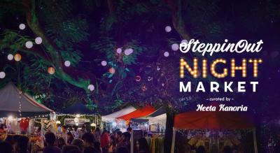 SteppinOut Night Market - Pune