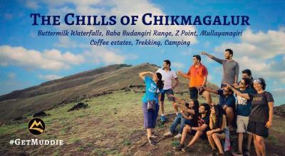 The Chills Of Chikmagalur: Buttermilk Waterfalls, Mullayanagiri, Z Point | Muddie Trails